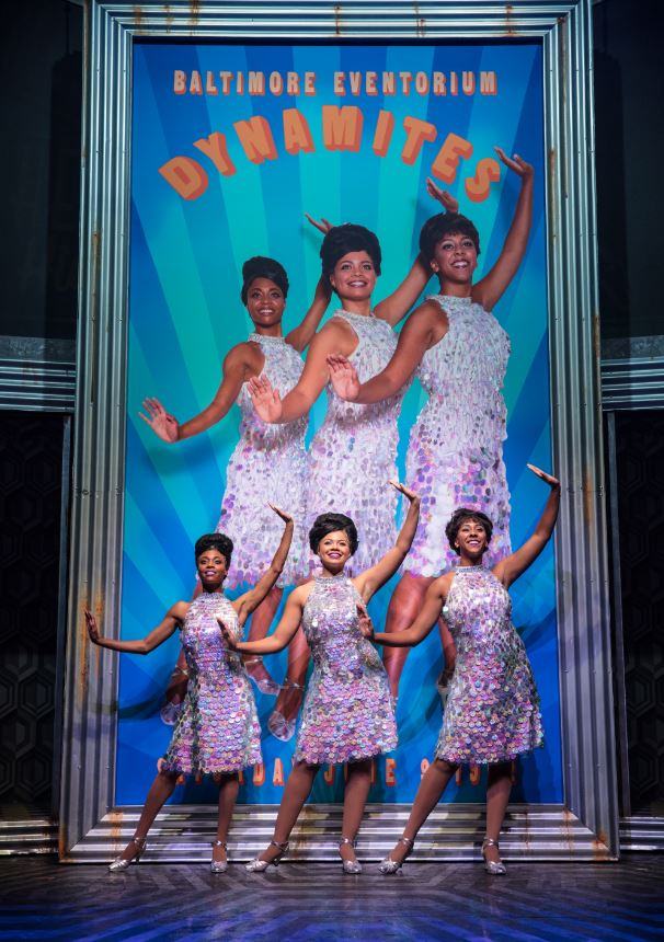 Hairspray UK Tour 2017