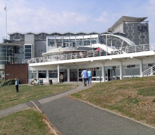 Southend Cliff's Pavilion