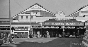 Brighton-1960s-station-Ben Brooksbank