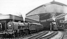 Bristol Temple Meads 1960s