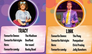 Hairspray the Musical Nicest Kids in Town- Tracy & Link