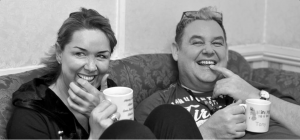 Hairspray the Musical UK Tour- Claire Sweeney & Tony Maudsley