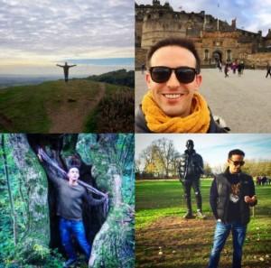 Hairspray the Musical UK Tour- Corny Collin's adventure