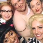 Hairspray the Musical UK Tour Cast Selfie