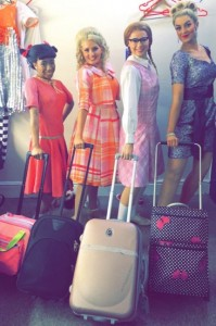 Hairspray the Musical UK Tour Cast Travel