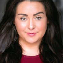 Rebecca Mendoza- Tracy Turnblad Hairspray UK Tour